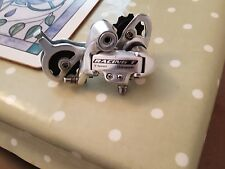 Campagnolo campy record triple racing T 9 sp rear long cage mech excellent