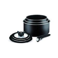 Tefal L2009042 Ingenio Essential 7 Pieces Non-Stick Saucepan Set NEW