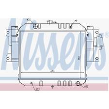 Kühler Motorkühlung - Nissens 61733