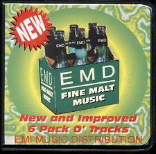 EMD Fine Malt Music - New and Improved 6 Pack O' Tracks - EMI Music Distribution