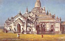 Pagan, Burma - Myanmar ~ Ananda Pagoda, Tuck Pub ~ c. 1904-14
