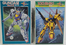 GUNDAM : Z GUNDAM MSN-00100 100 SHIKI & GUNDAM MARK II RX-178 1/220 SCALE KITS