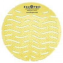 Urinalsieb gelb Fre-Pro Geruchsneutralisator wave citrus