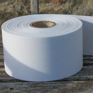 "6"" deep Single sided fusible cotton buckram - 5.3  metres R0010"