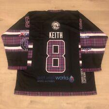 Glasgow Clan   #8 Matt Keith St Andrews jersey