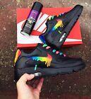 Rainbow Drippy Nike Air Max 90