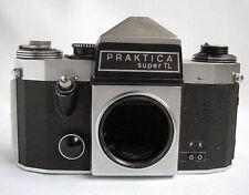 Alte Praktica Spiegelreflexkamera