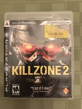 Killzone 2 (Sony PlayStation 3 PS3, 2009): Disc, Manual,  Case And Artwork!