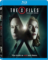 The X-Files: The Event Series [New Blu-ray] 2 Pack, Ac-3/Dolby Digital, Dolby,
