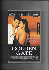 "VHS Erotik ""Golden Gate"" (1994) Matt Dillon & Joan Chen (Keine DVD)"