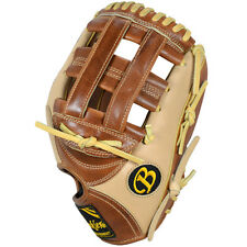 "Heritage-Pro Buckler baseball, H1175WC 11.75"" RHT Infield Glove Walnut/Camel"