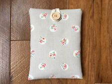 Kindle Fire HD 6 Padded Case Handmade With Cath Kidston Stone Floral Spot Fabric