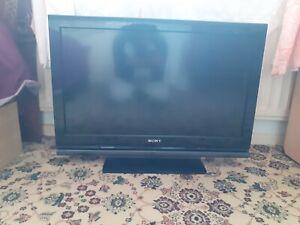 """Sony Bravia KDL-32V4000 32"""" Black LCD Used"""