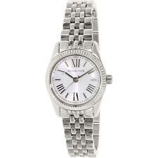 Michael Kors Women's Lexington MK3228 Silver Stainless-Steel Fashion Watch