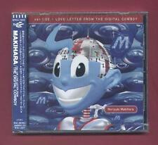 MAKIHARA - Love Letter From The Digital Cowboy (1996 Japanese 13 trk CD) **NEW**