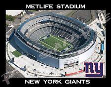 New York - METLIFE STADIUM - GIANTS - Flexible Fridge MAGNET