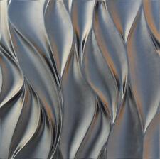 FEINE Qualität Kunststoff Pressform zur Herstellung von 3D Dekor Wand-paneelen