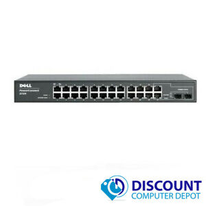 Dell PowerConnect 2724 24 Port Managed Gigabit Ethernet Switch