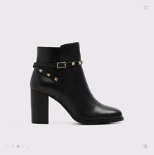 [New In Box]  ALDO  UMALERITH  BOOTS - BLACK - 7