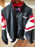 Blazer Vintage Rare Starter Jacket NBA Retro Size medium