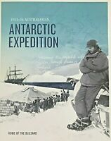 2014 AAT Presentation Stamp Pack - Antarctic Expedition 'Home of the Blizzard'