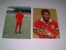 EUSEBIO SIGNED REPRINT GOLDEN BOOT SL BENFICA FC PHOTOGRAPHS