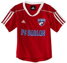 (12 Month) Infant Baby Kids Adidas MLS FC Dallas Home Call Up Jersey