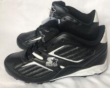 Men's 7 Starter Cleat Sneaker Multi Sport Black White