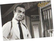 James Bond 50th Anniversary UKP1 Promo Card - UK Exclusive - Memorabilia 2012
