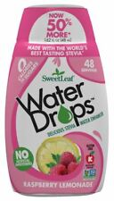 SweetLeaf Stevia Raspberry Lemonade Water Drops 48ml