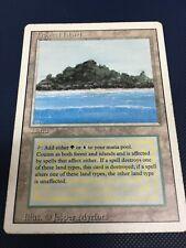 MTG Magic the Gathering English Tropical Island 1994 Revised 3rd Dual