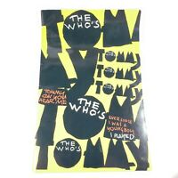 "Original ""The Who's Tommy"" 1993 Broadway Play Program Book - Pete Townshend"
