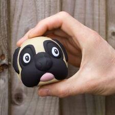 Pug Dog Stressball Anti Stress ADHD Autism Physio Reliever Ball