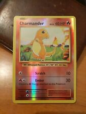 Charmander 9/108 Evolutions - Pokemon Card Near Mint Reverse Holo Common