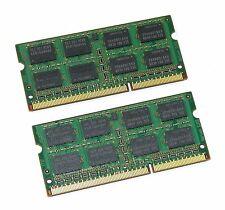 8 GB DDR3 (2x 4 GB) 1333 MHz PC3-10600S 2Rx8 SO-DIMM 204-PIN Laptop RAM MEMORIA