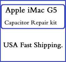 "iMac G5 20"" iSight.Capacitor Repair Kit.Logic Board.iMac G5 20inch 2.1 Ghz A1145"
