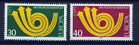 ALEMANIA/RFA WEST GERMANY 1973 MNH SC.1114/1115 CEPT