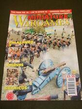 MINIATURE WARGAMES - FALKLANDS - SEPT 2003 # 244