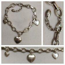 Bettelarmband ESPRIT Armband 925er Silber Silberarmband Anhänger Markenschmuck