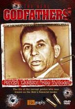 The Real Godfathers - Meyer Lansky Mob Tycoon (DVD, 2005)