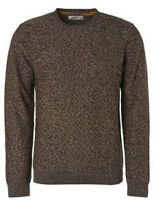 No Excess Pullover Gr.  M,L, XL Dkl.Grau Senf VP 59,99 €