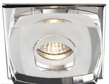 Kristall Einbaustrahler Avalio quadro weiss Spot Strahler