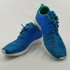 Nike Roshe NM Flyknit PRM Men's Running Trainers 746825 400 Sneakers Shoes