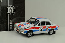 1972 Ford RS 1600 MK1 Rally Monte Carlo #19 Makinen Liddon  1:18 Tripple9