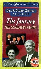 The Journey - The Goodman Family ~ New VHS Movie ~ Gaither Gospel Sealed Video