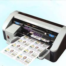 Desktop Semi-Automatic Business Name Card Cutter Y