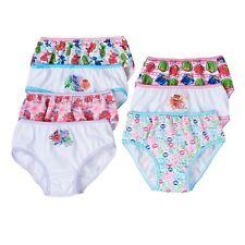 PJ Masks Toddler Girls Panties Underwear Size 2T-3T