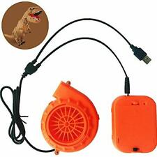 WJA Mini Blower Fan for Dinosaur Costume or Doll Mascot Head or Other Inflata...