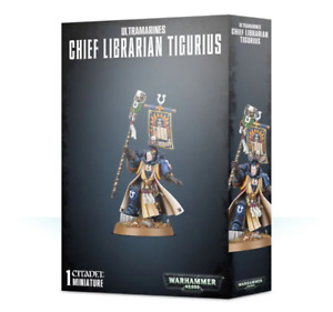Chief Librarian Tigurius - Warhammer 40k - Games Workshop - Unopened - New