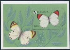 Gambia 1575,MNH.Michel Bl.235. Butterflies 1994.Colotis evippe.